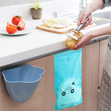 Disposable Self-Adhesive Car Trash Bags Rubbish Holder Biodegradable Garbage Storage Bag for Auto Vehicle Office Kitchen