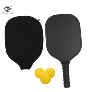USAPA Approve Pickleball Set Paddle with Cover and Balls