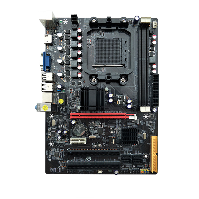 Auf <span class=keywords><strong>Lager</strong></span> Gaming AM3 AM3 Mainboard AMD A78 Chipsatz Motherboard