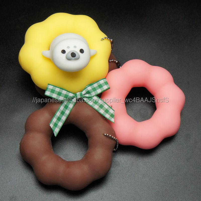 おままごと スクイーズ ドーナツ柔らかな洋菓子