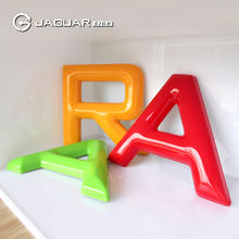 Manufacturer Custom Led Formed Acrylic Letter 3D Plastic Alphabet Letters