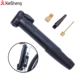 Tire Pump Bicycle Accessories High Quality Portable 4 Color 120 PSI Bike Hand Tire Inflator Mini Bicycle Pump