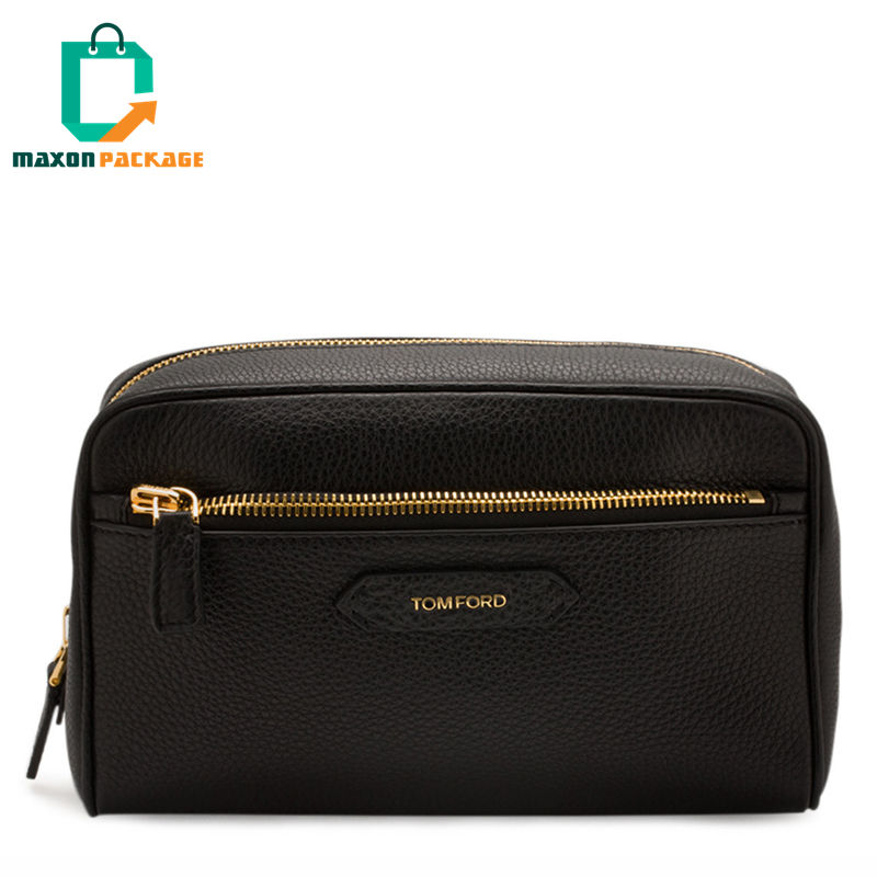 Low price Women Cosmetic Pouch Men Travel Shaving Dopp Kit Toiletry Makeup Bag