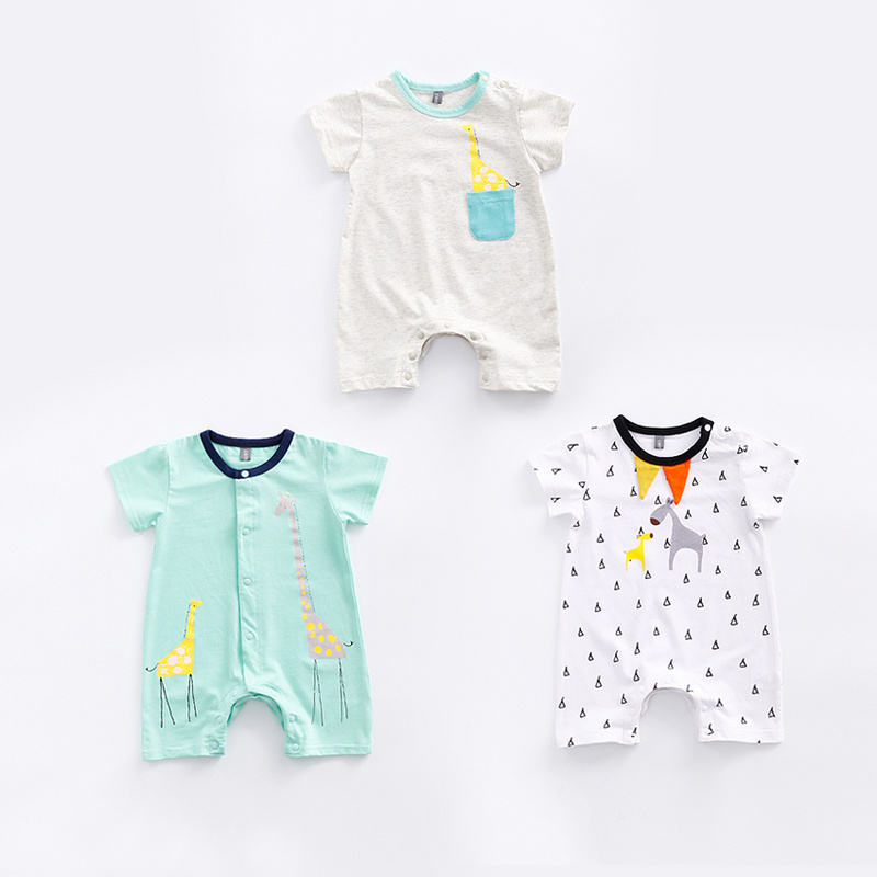 China Alibaba New Born Baby Clothes Wholesale Toddler Romper With Cheap Price