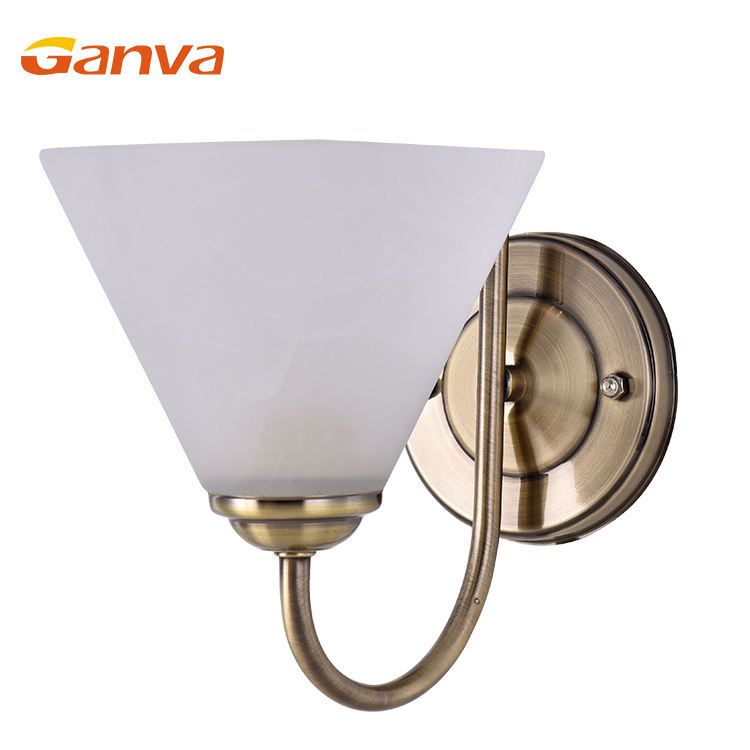 Best quality nice design surface mounted classical bedside 60w wall light