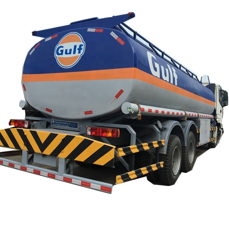 High quality durable fuel 30cbm north benz tank transport truck with fuel tanker