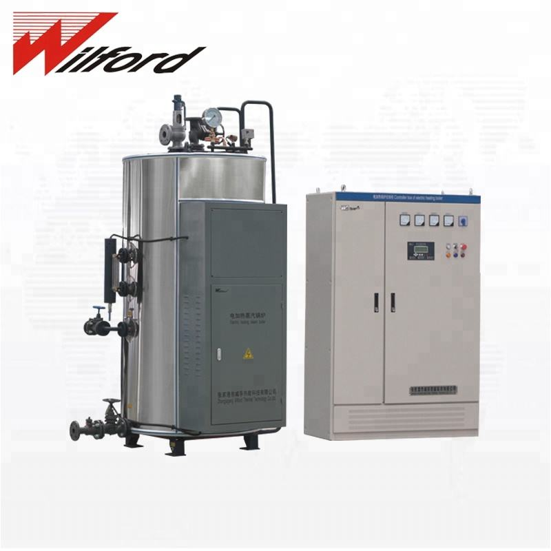 High-performance durable electric steam boiler for rice mill