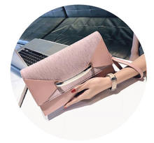 Hot sale online shopping oversize clutch bag oem nude