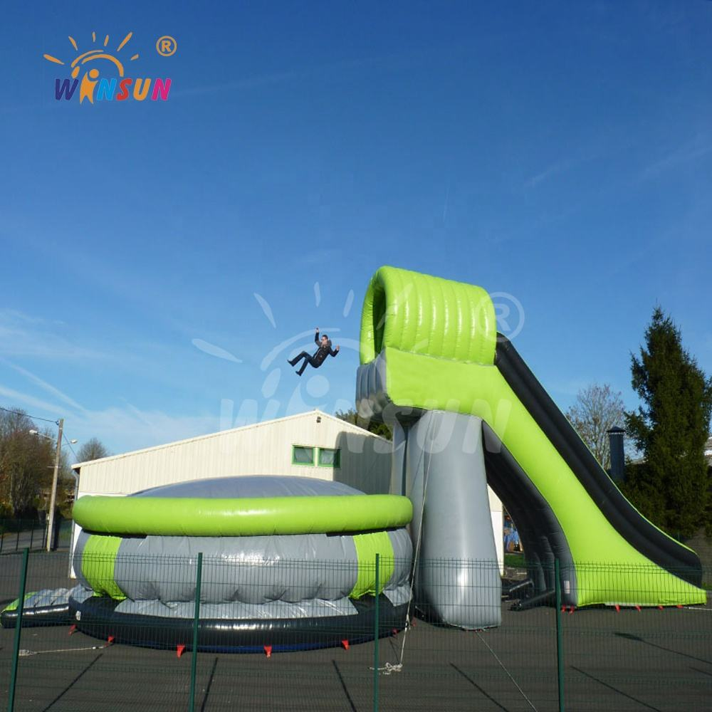 Soft Airbag Inflatable for Jump Inflatable Air Bag For Stunt Jump Sport Game