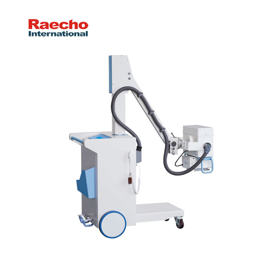 RLX-101D High Quality Mobile Radiography Machine 5KW X-ray