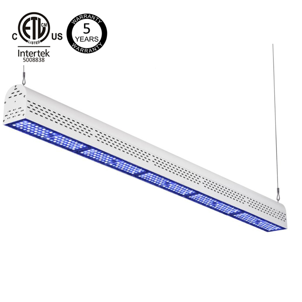 5 Years Warranty 50W 100W 150W 200W 300W cETL ETL Listed IP67 Waterproof Fish Tank LED Aquarium Light