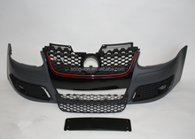 car front bumper assy for golf 5 GTI