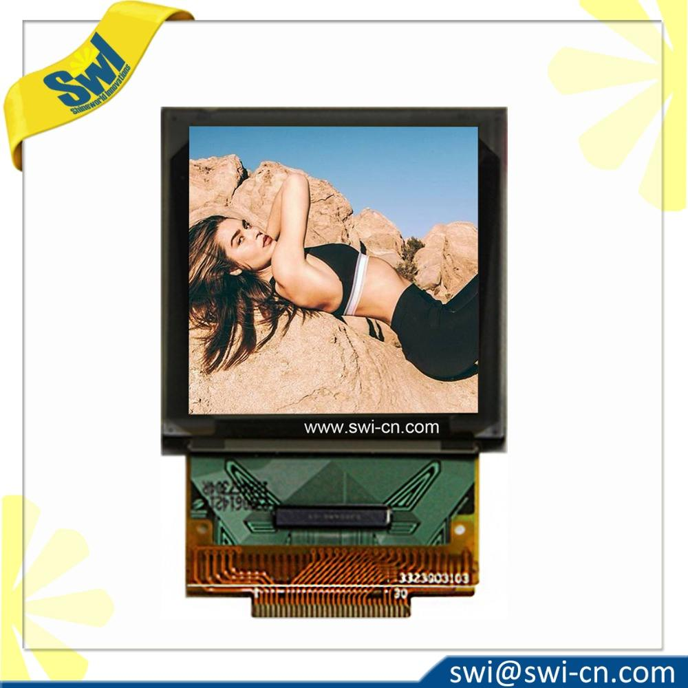 1.46 inch oled 128x128RGB touchscreen display amoled-scherm