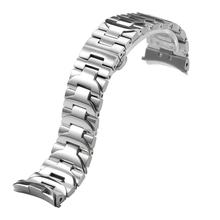 Adjustable Bracelet 24mm 316 L Stainless Steel Watch Band Link for PANERAI 44mm
