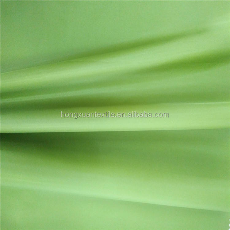 China supplier 100 polyester taffeta water resistant fabric