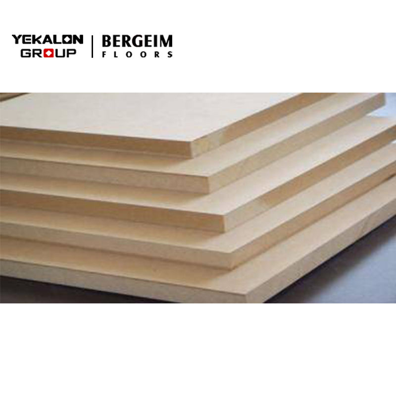 Wholesale Cheap Wood Fence Panels 18Mm wood water resistant waterproof melamine Mdf Board price