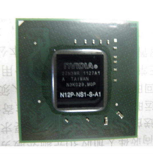 Chip Ic Chipset Bga N12P-NS1-S-A1 NVIDIA
