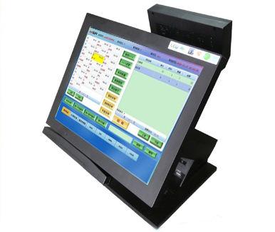 12 3pouce all-in-one écran tactile terminal de pdv, <span class=keywords><strong>android</strong></span> système pos machine withcard lecteur. et affichage à led