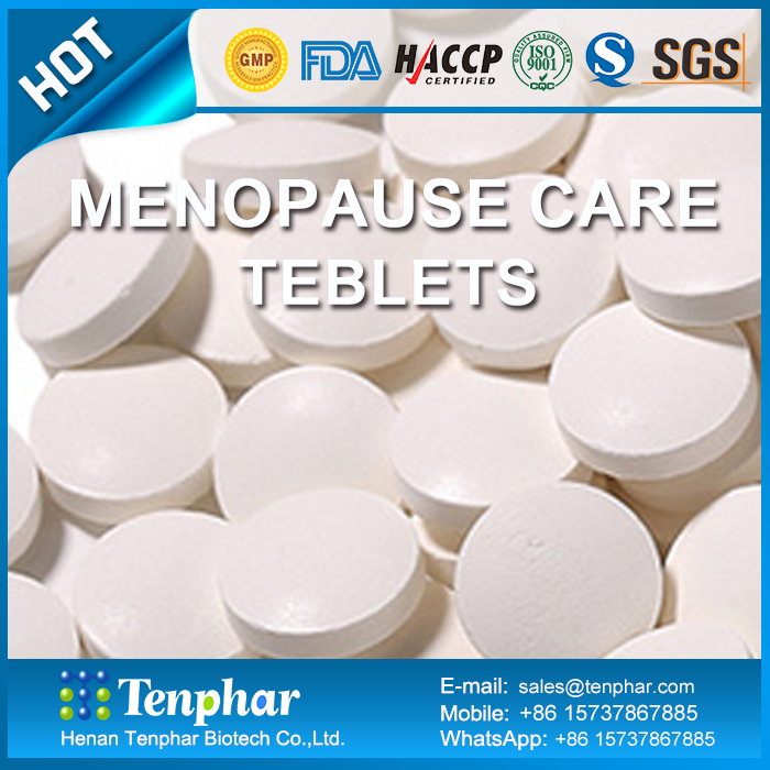 Benefits Women Function Improvement of Menopause Pill