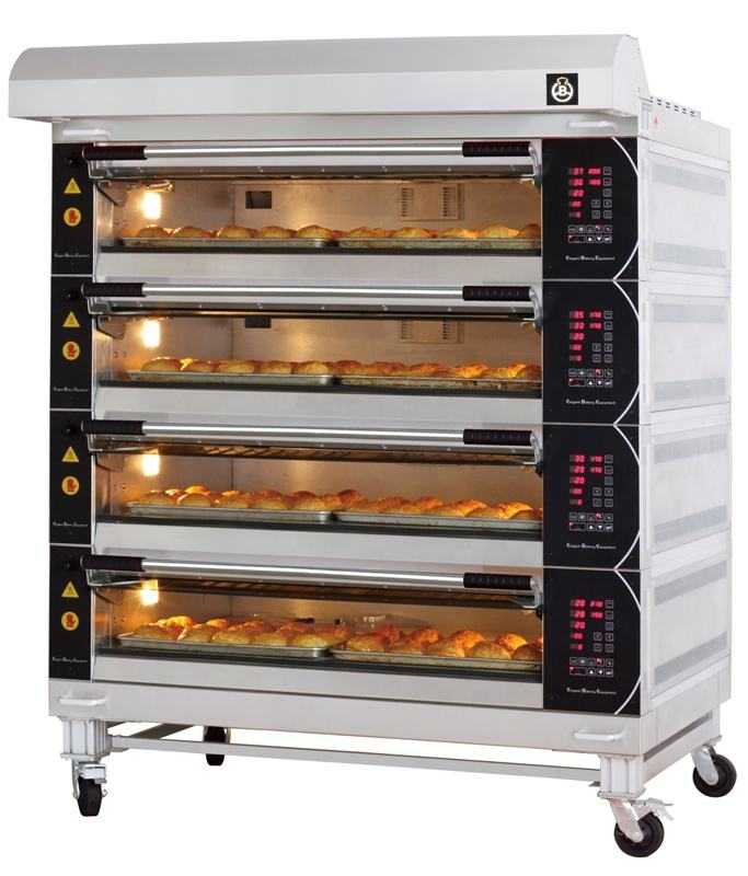 Southstar Elegent Appearance Industrial Bread Baking Machine Deck Oven