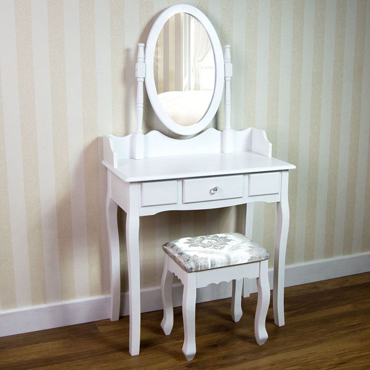Bedroom Furniture Sets Mirror Mini Dressing Table