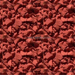 high quality cheap rubber granules prices/soft roll sheet floor/high density balcony floor tiles