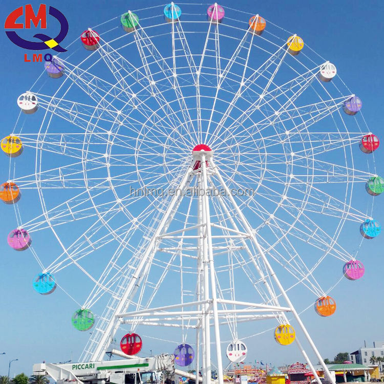 Limeiqi new equipment children play games ferris wheel amusement rides for sale