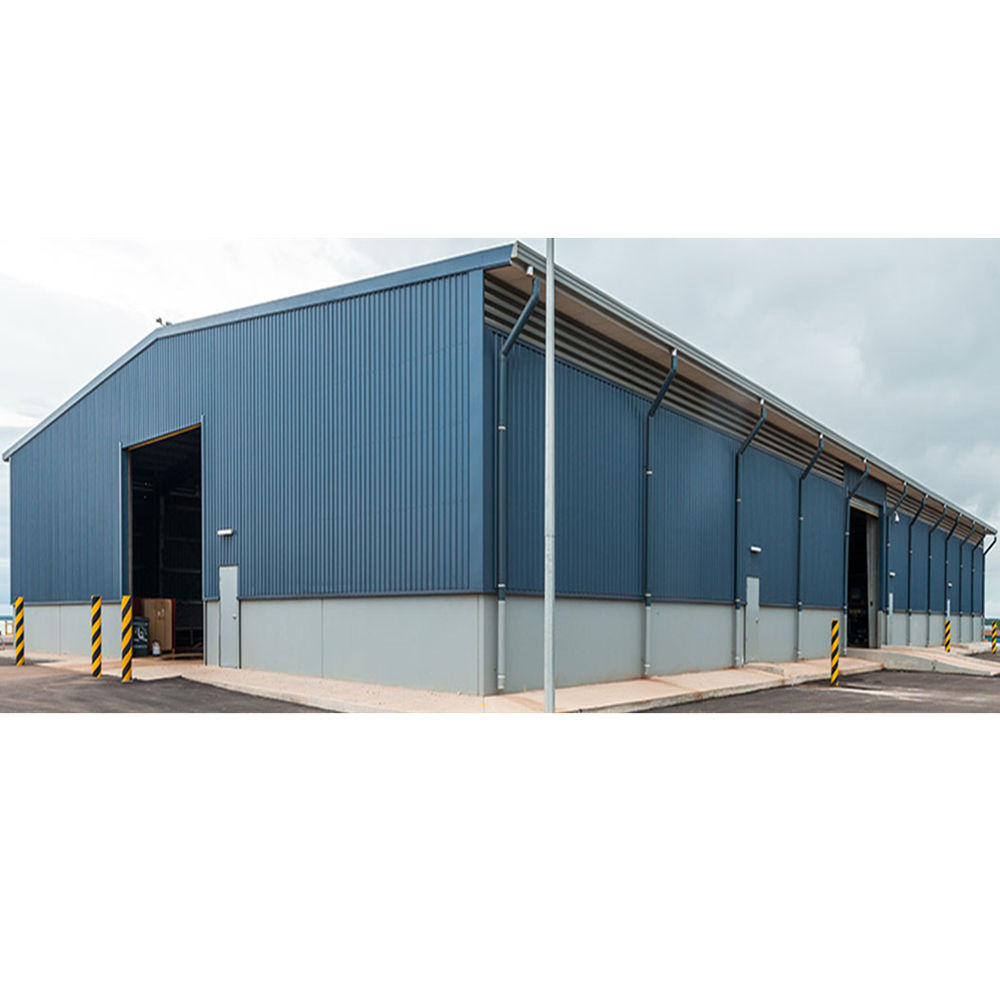 Industrial building storage/steel structure garage/shed