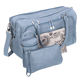hotsale new fashion multi-function travel tote baby diaper bag set