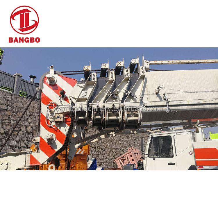 Zoomlion Brand China Supplier Used Crane Truck Hot Sale