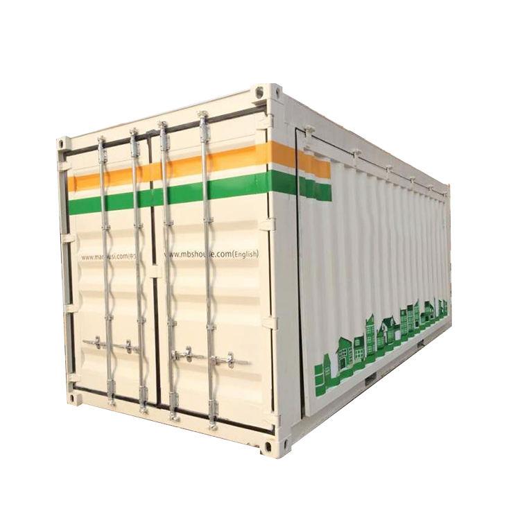 Новый дизайн Мобильный жилой дом контейнер модульная трансформация Современная доставка контейнер дом для продажи