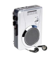 China BSCI Manufacture Low Price Cassette Player Walkman AM FM Radio