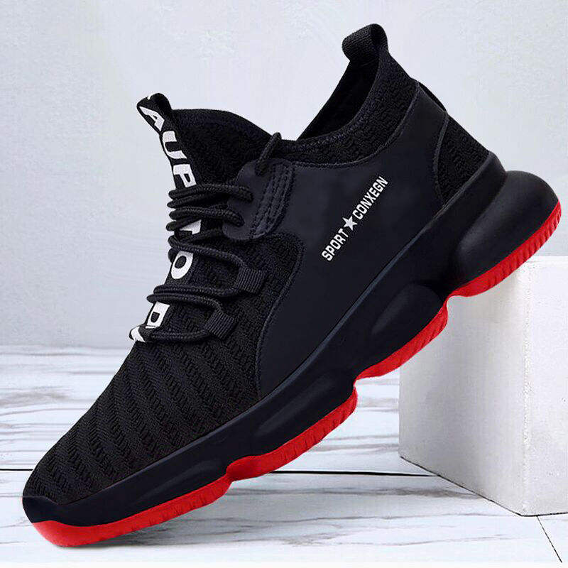 2018 china low price new model flat sport shoes man