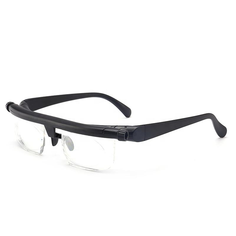 Adjustable Vision Focus Reading Glasses Myopia Eye Glasses -6D to +3D