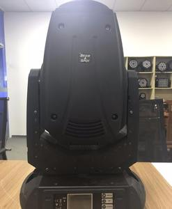 professional movinglight fast 280w rainbow moving head 10r for stage light