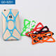 Good Tensile Strength Safe Band Bike Strap For Mobile Phone Silicone Rubber