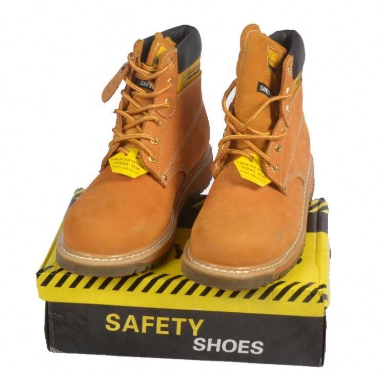Factory Direct Sale Safety Shoes