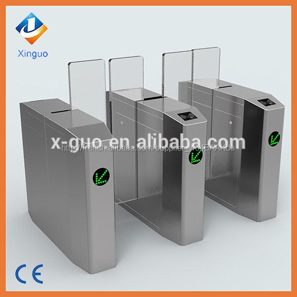 Prix d'usine pleine hauteur <span class=keywords><strong>sécurité</strong></span> d'accès automatique flap tourniquets barrière