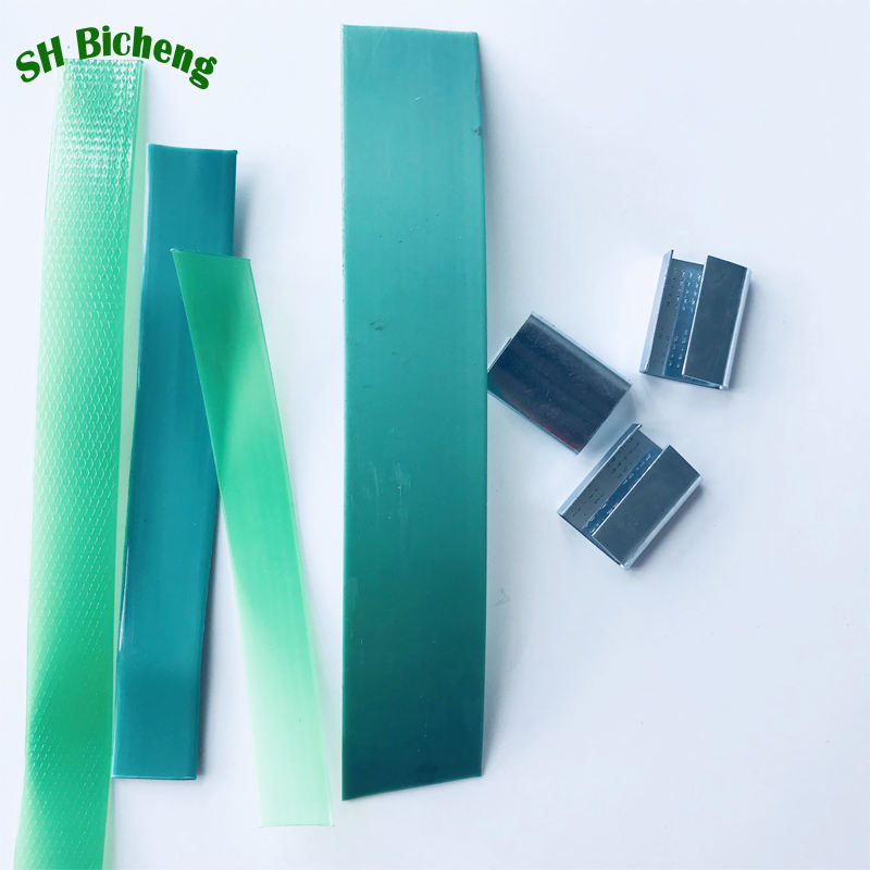 Hoge breeksterkte PET strapping <span class=keywords><strong>band</strong></span> strip vervangen rvs strapping