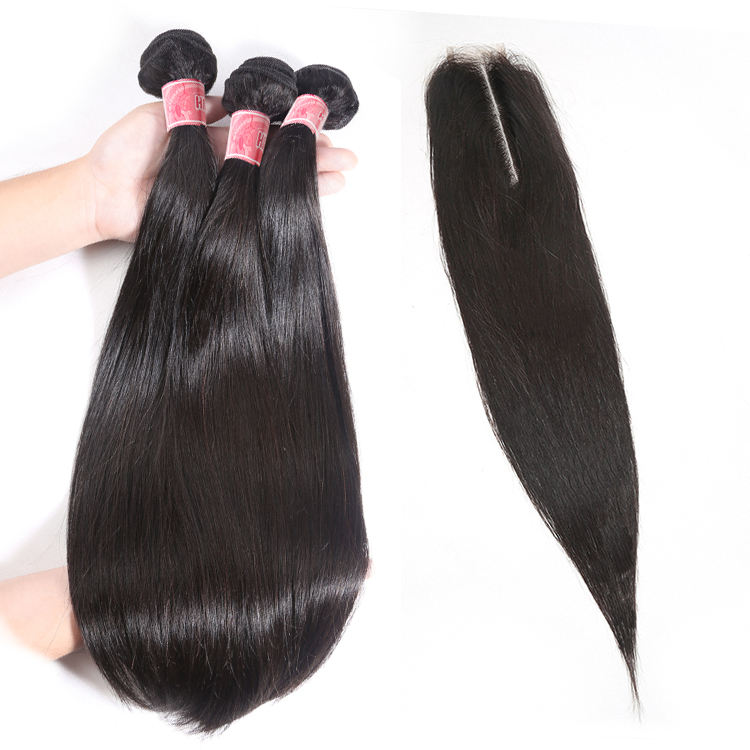 XBL Free Shipping Time-Limited 70% Off 2x6 Swiss Silk Base Lace Closure with Baby Hair