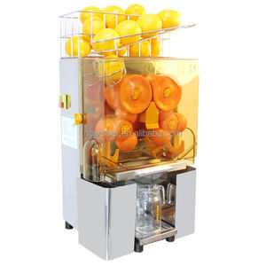 Commerciële Auto Feed Oranje Juicer Sap Machine