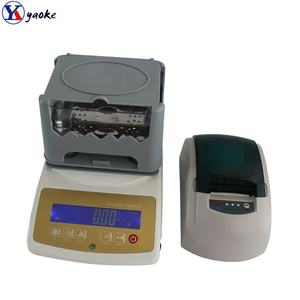 Gold Analyzer Electronic Gold and Silver Testing Machine