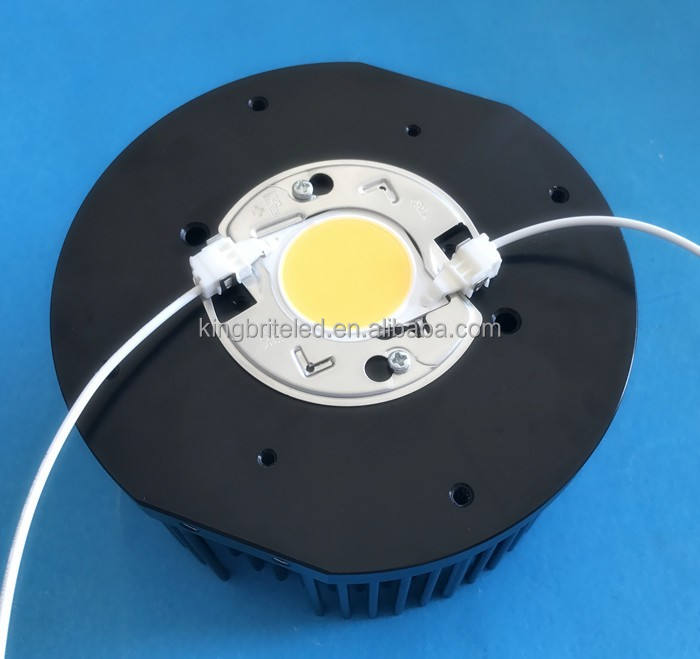 120mm pin fin heatsink for citizen clu048 cob led