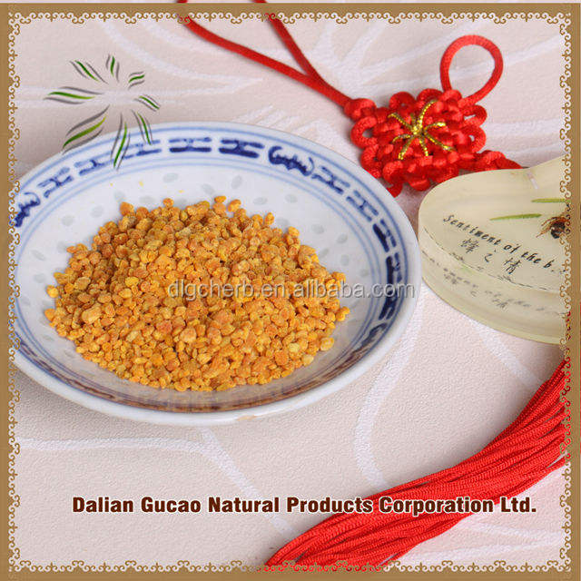 100% Refined Natural Bee Pollen