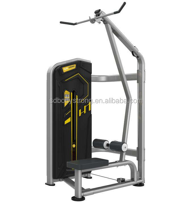 Best Sale Strength Fitness Equipment AK Series Lat Pulldown Machine