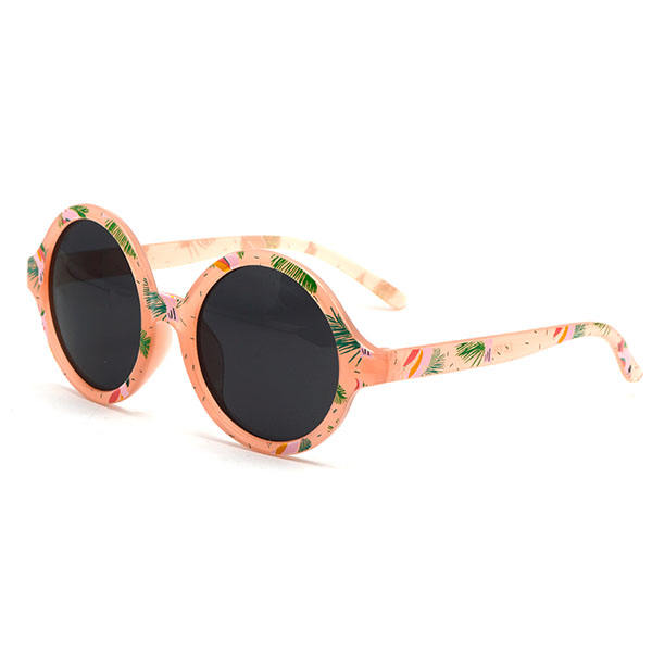 2020 LATEST ROUND SHAPE COLORFUL BOYS GIRLS KIDS PLASTIC PROMOTIONAL FACTORY CHEAP PRICE SUNGLASS
