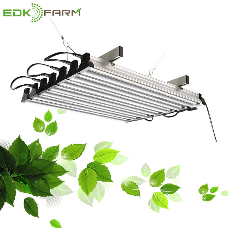 EDK Farm 45 w greenhouse indoor kit behuizing t5 buis strip bar lamp plant hydrocultuur volledige spectrum led licht groeien voor microgreens