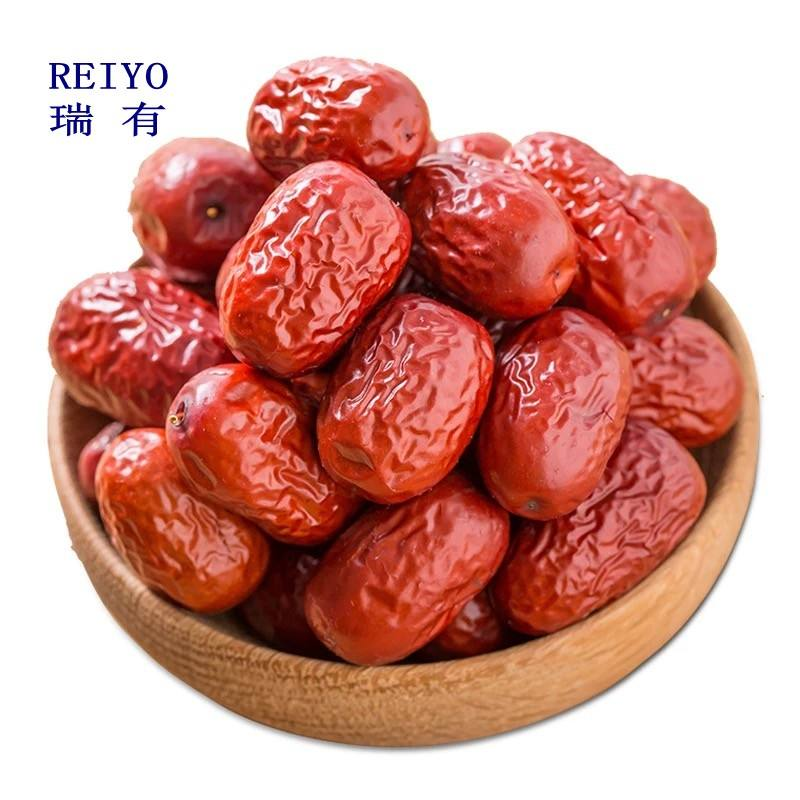 Famous Brands FDA dried dates fruit in China 12kg brands preserved fruit