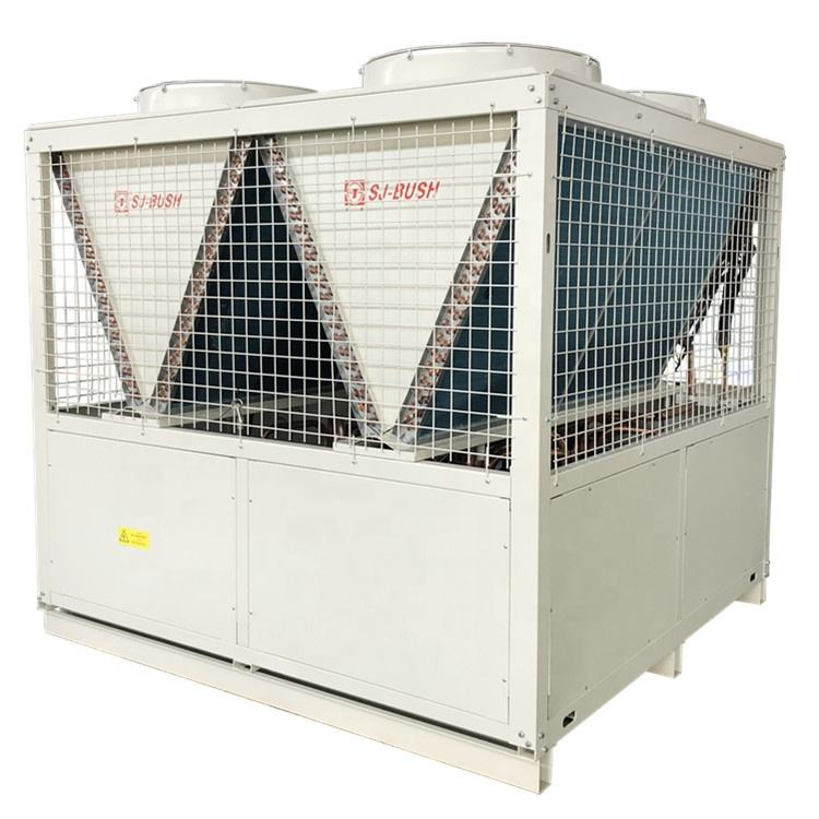 Large capacity 350 ton hp air cooled chiller price with ce certificate