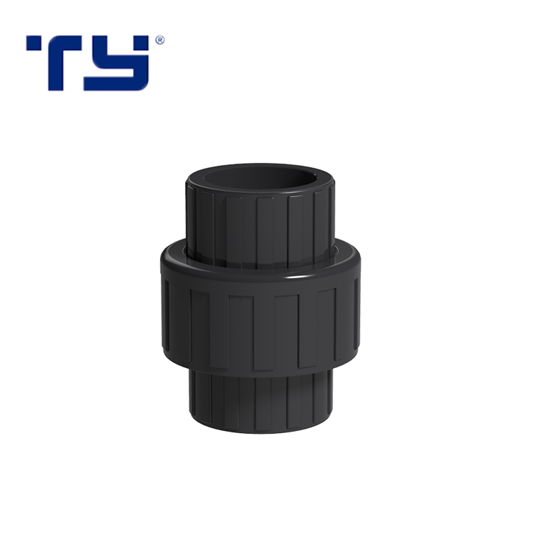 PVC Pipe Fittings Female Pipe Connector Threaded Plastic Union,PVC Female Thread Union For Water Supply